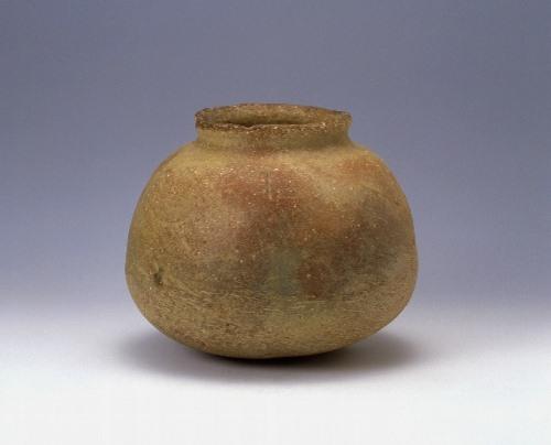 壺(パナリ焼)