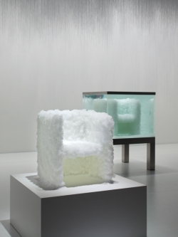 VENUS-Natural crystal chair(2008)