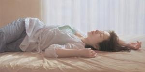 「日差し」島村信之 2009年、ホキ美術館蔵