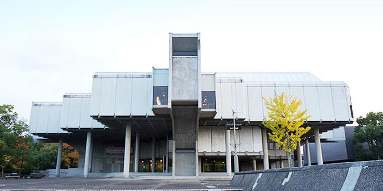 博物館エントランスホール