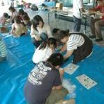 【実施報告】真夏の体験講座-夏休みこどもミュージアム2010体験講座-