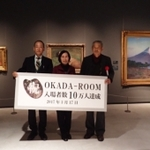 OKADA-ROOM観覧者が10万人を達成しました