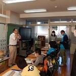 金立特別支援学校にミュージアム・キャラバン隊!
