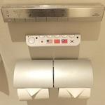 トイレに多機能多言語音声案内装置を設置