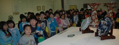 西与賀小学校3年生
