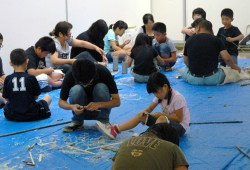 夏休みこどもミュージアム2010体験講座
