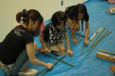 竹細工教室