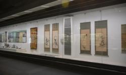 博物館2号展示室-近世美術展示の様子