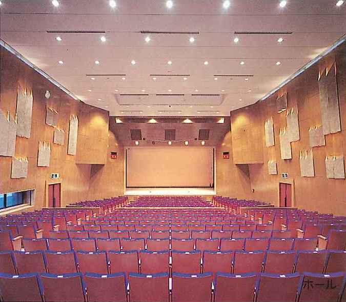ステージの写真