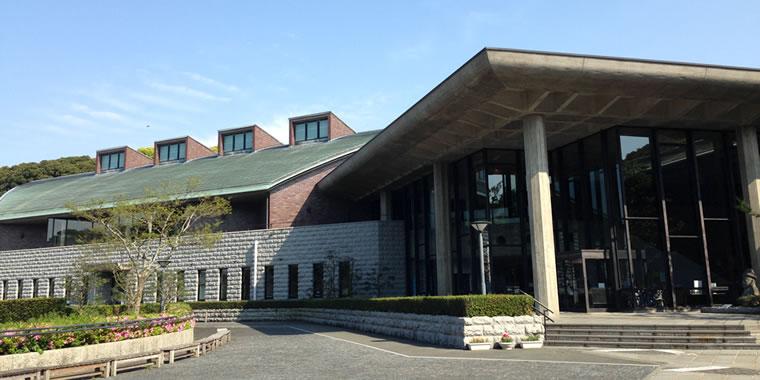 名護屋城博物館外観