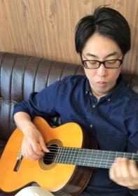 出演者 塩見大二郎(クラシックギター)