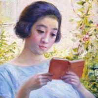 岡田三郎助の花物語―万花描く辻永とともに―