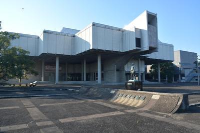 佐賀県立博物館外観