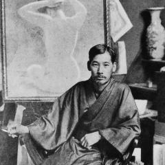 OKADA-ROOM Vol.19 或る洋画家の横顔 ―写真と映像資料からみる岡田三郎助―