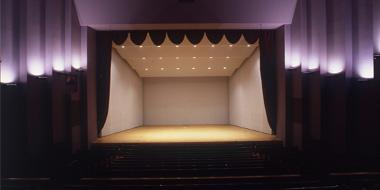 佐賀県立美術館ホール
