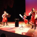 エネルギッシュで艶のある「楓雅」の演奏とトークを堪能-第12回あらかしコンサート-