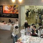 「京都・清水寺成就院奉納襖絵展-風の画家 中島潔が描く「生命の無常と輝き」-」が盛況です