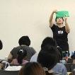 夏休みこどもミュージアム2015体験講座「おりがみ教室」を開催しました!
