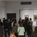 先生のための博物館・美術館講座『「ユトリロとヴァラドン」展から学ぼう!鑑賞教育のポイント』