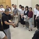 先生のための博・美講座「古美術鑑賞入門」を開催しました