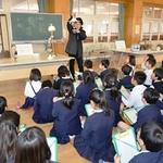 【ミュージアムキャラバン隊】西川副小学校におじゃましました!