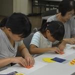夏休みこどもミュージアム2017「折り紙教室(2)」を開催しました!