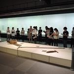 学芸員資格取得のための博物館実習を行いました