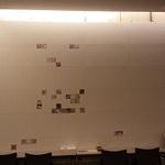 「三人展」 みんなで描く《誕生》ワークショップ