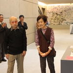 「岡田三郎助の花物語展」、来場者が1万人を突破しました!