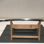 「最上大業物 忠吉と肥前刀」展、展示替えを行いました!