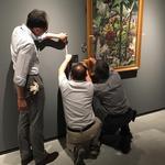 OKADA-ROOMの新たな展示が始まりました!