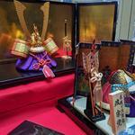 「私たちのお雛様(佐賀錦作品展)」が岡田三郎助アトリエで開催中!