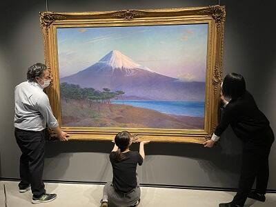 OKADA-ROOM展示風景