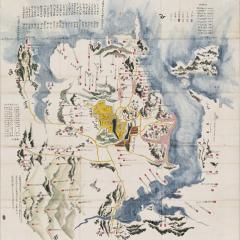 テーマ展「名護屋城と配陣図」