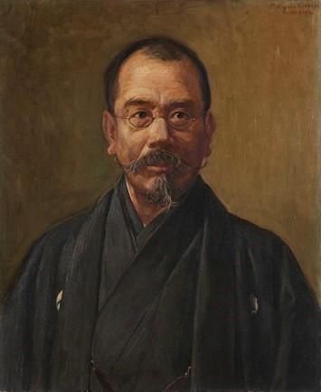辰野金吾肖像