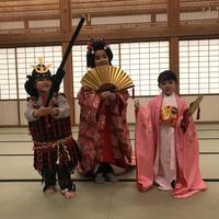 【休止】子ども着付体験(毎月第1土曜日開催)