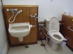 オストメイト対応のトイレ